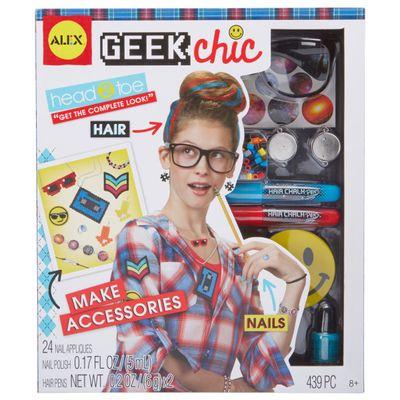 ALEX-TOYS-SET-GEEK-CHIC-439-PIEZAS-