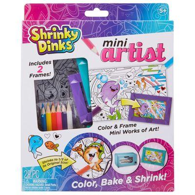 ALEX-TOYS-SHRINKY-DINKS-MINI-ARTISTAS