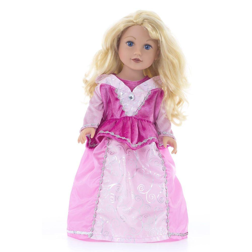 Vestido Para Muñeca Bella Durmiente