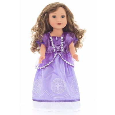 VESTIDO-PARA-MUÑECA-PRINCESA-SOFIA-LITTLE-ADVENTURES-