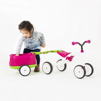 MONTABLE-CHILLAFISH-CARRITO-QUADIE---TRAILIE-ROSA