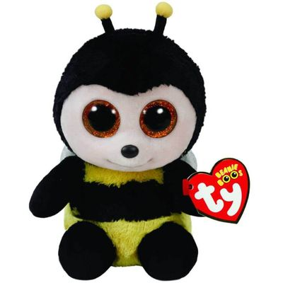 -PELUCHE-TY-ABEJA-BUZBY-PEQUEÑA