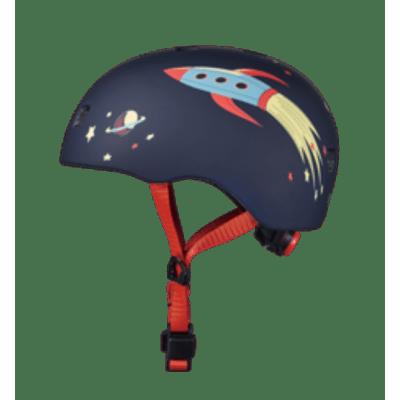 Casco-cohete